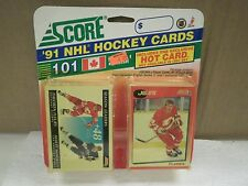 OLDER HOCKEY CARDS 1991- CANADIAN ENGLISH SERIES 1- JOEL OTTO- NEW- L136