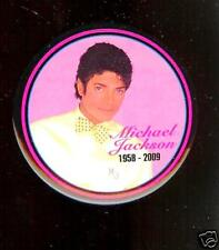 MICHAEL JACKSON 1958-2009 MEMORY pin Button #10