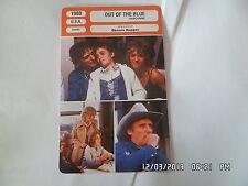 CARTE FICHE CINEMA 1980 OUT OF THE BLUE Linda Manz Dennis Hopper Sharon Farrell