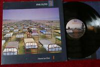 PINK FLOYD MOMENTARY LAPSE OF REASON UK 1ST PRESSING VINYL LP 1987 EMD 1003 EX