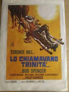 """Locandina Film """"Lo chiamavano Trinità"""""""