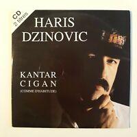 HARIS DZINOVIC : KANTAR GIGAN (COMME D'HABITUDE) ♦ CD Single ♦