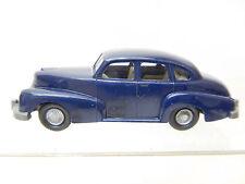 eso-6691Wiking 1:87 Opel Kapitän stahlblau mit minimale Gebrauchsspuren