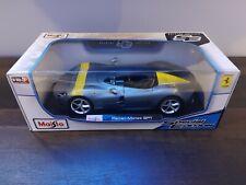 Ferrari Monza SP1 Diecast 1/18 Scale. New In Box.