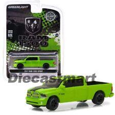 Coches, camiones y furgonetas de automodelismo y aeromodelismo camionetas Dodge de escala 1:64