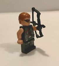 Lego Minifigure Hawkeye with Bow 6867 6868