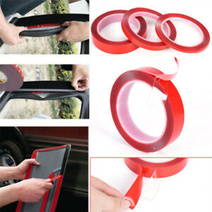 Auto Truck Car Waterproof  Acrylic Foam Double Sided Attachment Tape Adhesiv_cd