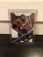 Lebron James 'Will to Win' 2019-20 Panini Mosaic 🏀 Los Angeles Lakers