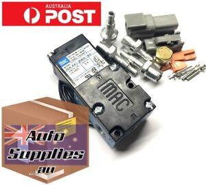 4 Port Boost Solenoid Mac Valve for Haltech Link Microtech Aftermarket ECU EBC