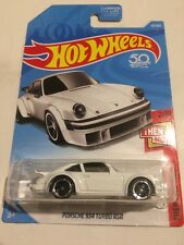 Hot Wheels Porsche 934 Turbo RSR 2018