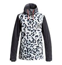 Taglia L - Giacca Donna Snowboard DC DCLA Woman Jacket Snow Leopard Montagna Ski