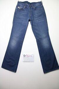 Diesel Rame (Cod.D1324) Tg.44 W30 L32 jeans vita bassa usato vintage