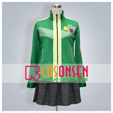 Cosonsen Shin Megami Tensei: Persona 4 Chie Satonaka Cosplay Costume Custom Made