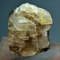 271 carat Lustrous Topaz Crystal with Black Tourmaline & Feldspar