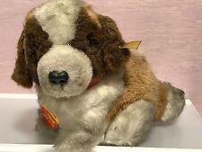 Steiff Hund Bernhardiner Bernie 15 cm.