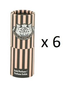 Juicy Couture Solid Perfume Stick,  5g (0.17 oz) - 6 Pack