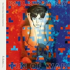 PAUL MCCARTNEY CD - TUG OF WAR [2CD SPECIAL EDITION](2015) - NEW UNOPENED