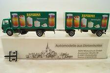 Herpa Wdv Mercedes 2435 Roadtrain Reforma Tawewafels New Original Packaging (D)