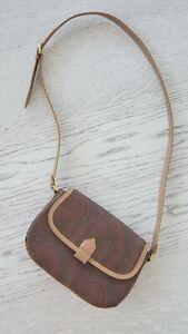 Etro Paisley. Small crossbody bag.