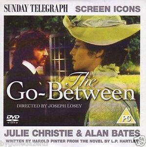 THE GO-BETWEEN SUNDAY TELEGRAPH PROMO DVD FREE UK POST