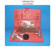Wholesales price (10) Red Box Tire Repair String Kit Passenger Auto Light Truck