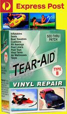 Tear Aid Type B Express Post - Orb, Pool Liner, PVC & Vinyl Repair Kit