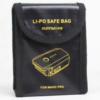 Fire Protection Lipo Battery Safe Bag Pouch Case Cover for DJI Mavic Pro Dron A4
