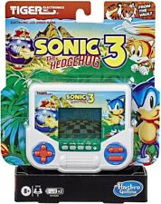 Hasbro Tiger Electronics Handheld Sonic The Hedgehog 3 LCD Game 1994 Reissue