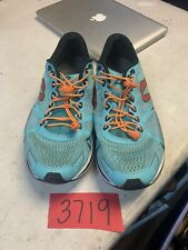 NEWTON Mens Running Shoes Size 11 Gravity 5 Blue/Orange/Red Trainer