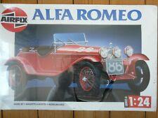 Maquette voiture 1/24 AIRFIX Alfa Roméo Ref 6416