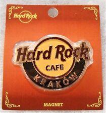 HARD ROCK CAFE KRAKOW CLASSIC LOGO MAGNET