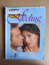 Lancio Feeling Suppl. DARLING allegato n°278 1990 Rivista di Fotoromanzi [G829]