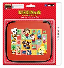 New Animal Crossing hard Pouch for Nintendo 2DS