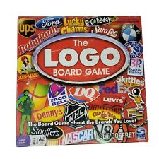 The LOGO Board Game Spin Master Good Condition