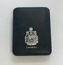 1972 Canada .500 Fine Silver Dollar in Original Government Package - KM-64.2a *
