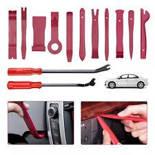 13Pc Car Trim Removal Tool Set Hand Tools Pry Bar Panel Door Interior Clip Kit