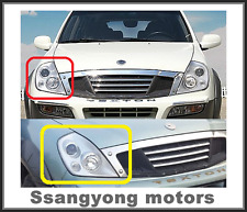 GENUINE HEAD LIGHT LAMP ASS'Y RH 8310208103HBC for SSANGYONG  REXTON (2001~2005)