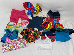 Build A Bear Clothing Lot Clothes Dress Butterfly