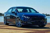 Weather Shields for Ford Falcon FG Series Sedan Deflector Guard Window Visors