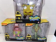 SpongeBob SquarePants Masterpiece Meme Figure Handsome Squidward Patrick Mocking