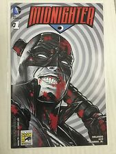 Midnighter 1 SDCC Exclusive - NM+ or better