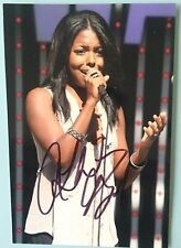 """Adrienne Warren Signed Color Photo 4""""X6"""" Tina: The Tina Turner Musical Broadw"""