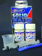 Dlxbd034 Deluxe materiales sólidos De Agua De 50 Ml