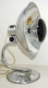 Wärmelampe Heizlampe Rotlicht Lampe EGB vintage FUNKTIONSTÜCHTIG Industriedesign