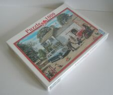 New/Sealed FX Schmid Greeting the Vet jigsaw puzzle 1000 pieces 70x50cm