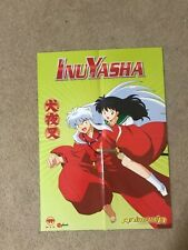 Japanese Anime Inuyasha poster / Last Exile poster