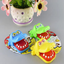 New Crocodile Mouth Dentist Bite Finger Game Funny Play Kids Gift Education Toy