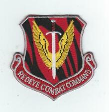 """120th FIGHTER SQUADRON """"REDEYE COMBAT COMMAND"""" (THEIR LATEST) patch"""