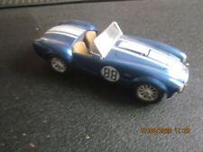 Vintage 1 24 Die Cast Model 1965 Ac Cobra 427 Beautiful
