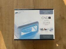 CND UV Shellac Nail Lamp Brand New In Box See Pics